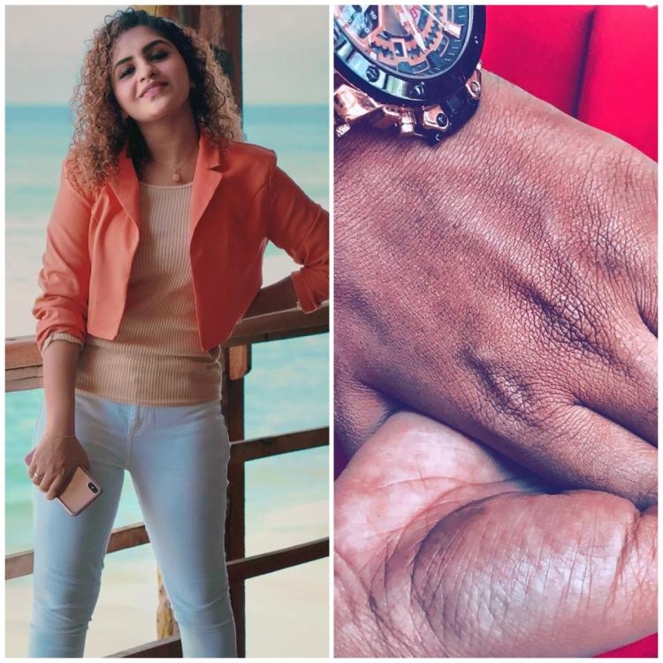 Oru Adaar Love fame Noorin Shereef shares a romantic post; Finally REVEALS the truth about it