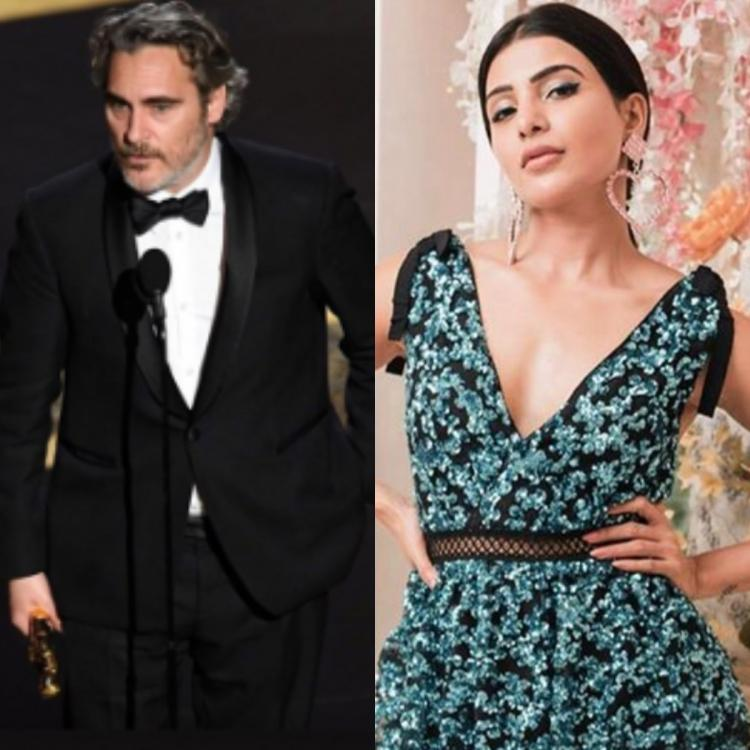 Oscars 2020: Samantha Akkineni is going gaga about Joaquin Phoenix; Calls him her 'favourite'