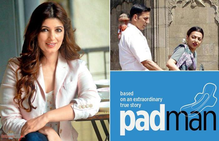 Image result for twinkle khanna padman