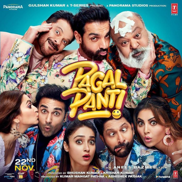 Image result for pagalpanti poster