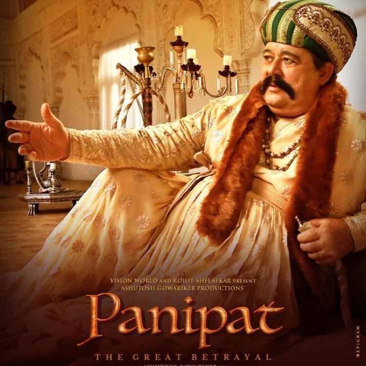 Panipat: Kriti Sanon introduces Kunal R Kapoor as Shuja Ud Daula, the strongest ally who turned the tide