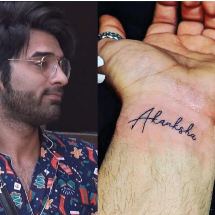Bigg Boss 13: Paras Chhabra REVEALS he made a tattoo of bae Akanksha Puri's name under pressure; Here's Why