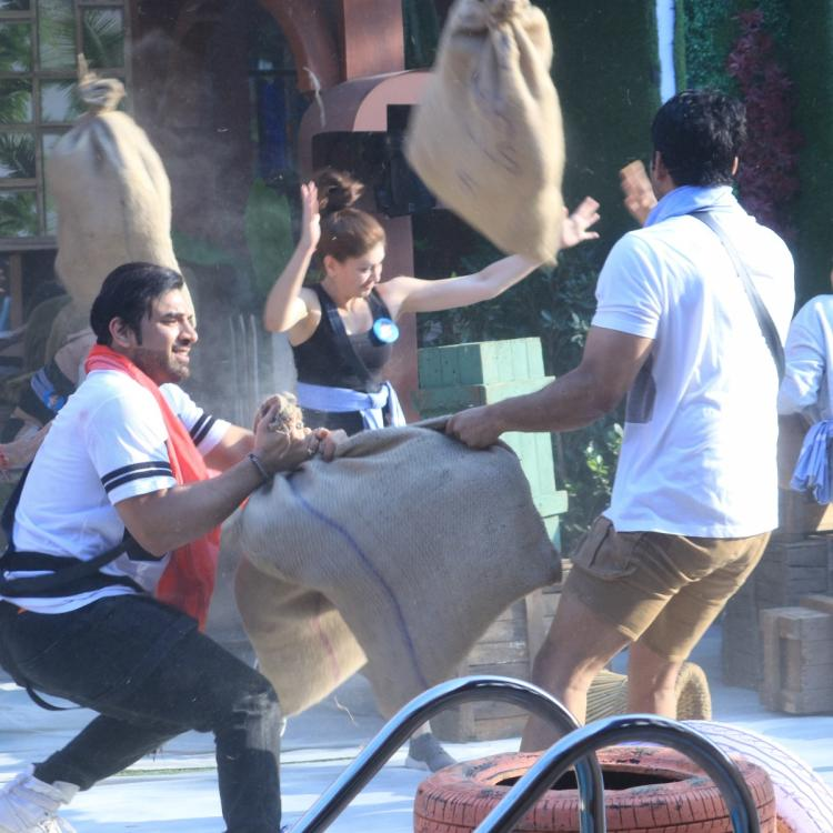 Bigg Boss 13 Synopsis, Day 36: Paras Chhabra, Mahira Sharma and Sidharth Shukla get into a fight during task