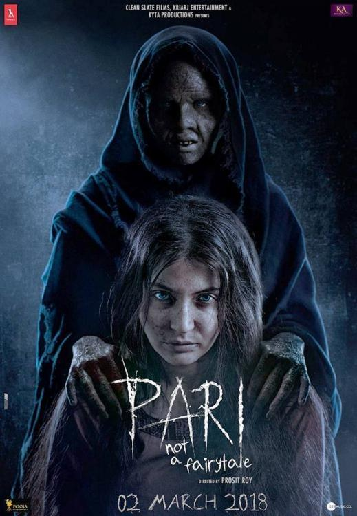 Anushka Sharma,Box Office,Pari,Pari Box Office Collection