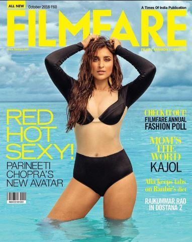 Magazine Covers,parineeti chopra