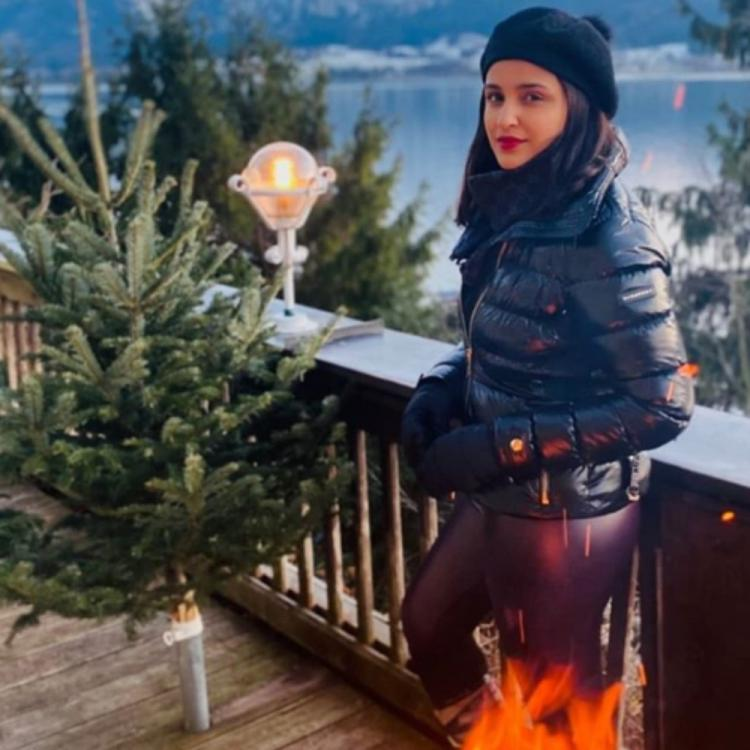 PHOTOS: Parineeti Chopra enjoys the chilly weather during her vacay in Austria; Take a look