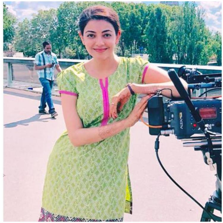 Queen Tamil Remake Paris Paris: Kajal Aggarwal's film referred to Revising Committee for its blur visuals