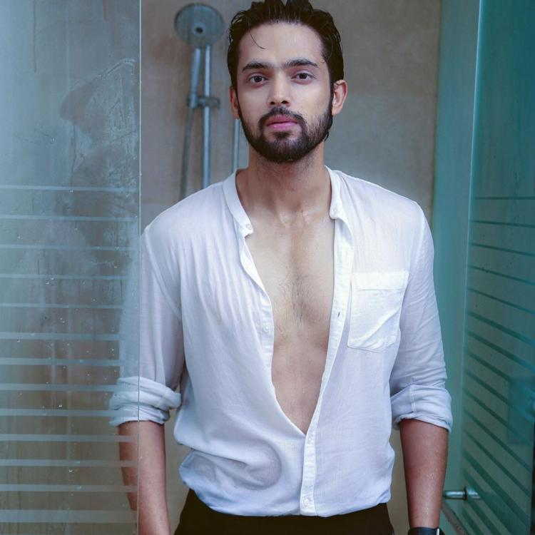 Kasautii Zindagii Kay's Parth Samthaan breaks the internet with his latest drool worthy picture