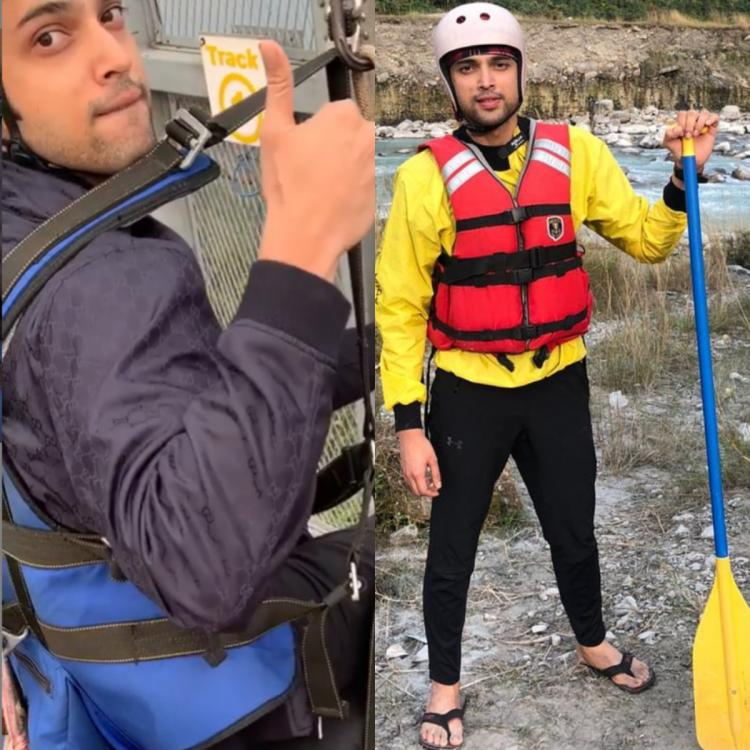 Kasautii Zindagii Kay star Parth Samthaan is a 'Solitary Adventurer' & his Nepal trip proves it; Check it out
