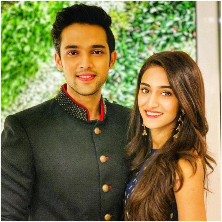 Erica Fernandes REFUTES rumours of dating Kasautii Zindagii Kay co star Parth Samthaan; says I know the truth