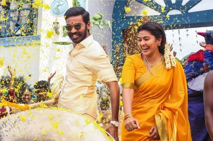 Pattas: Dhanush and Sneha are all smiles in these new stills