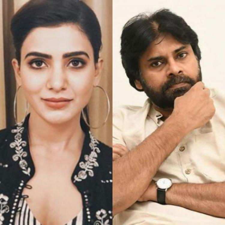 Samantha Akkineni to feature in Pawan Kalyan's Telugu remake of Pink?