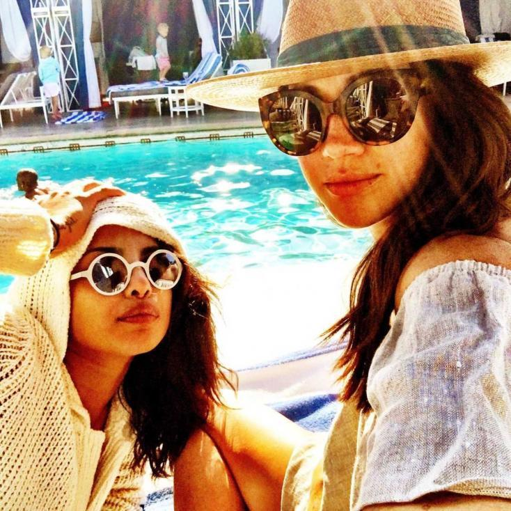 Priyanka Chopra's BFF Meghan Markle Is 'very Excited