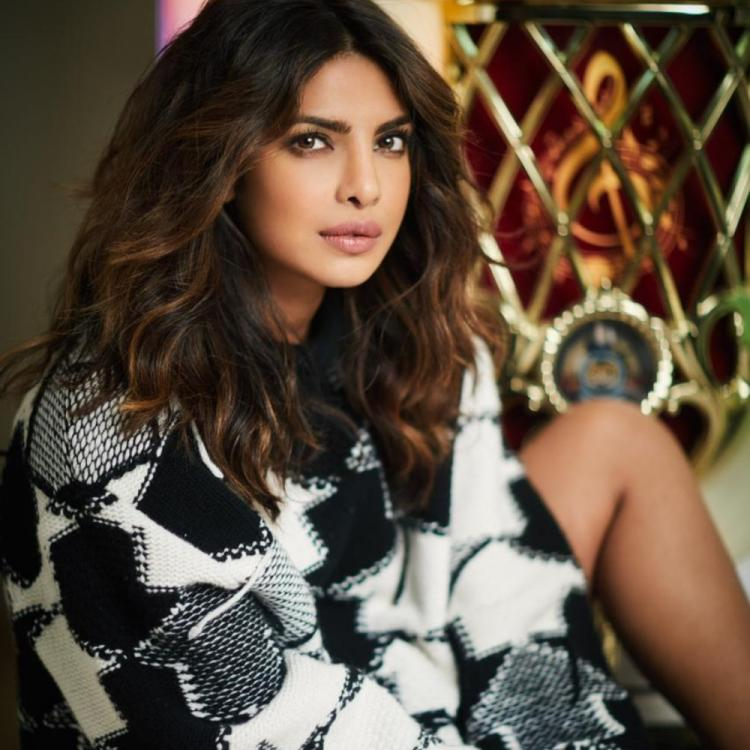 Priyanka Chopra Jonas becomes the FIRST Indian star on Gold House's A100 list of Most Influential Asians