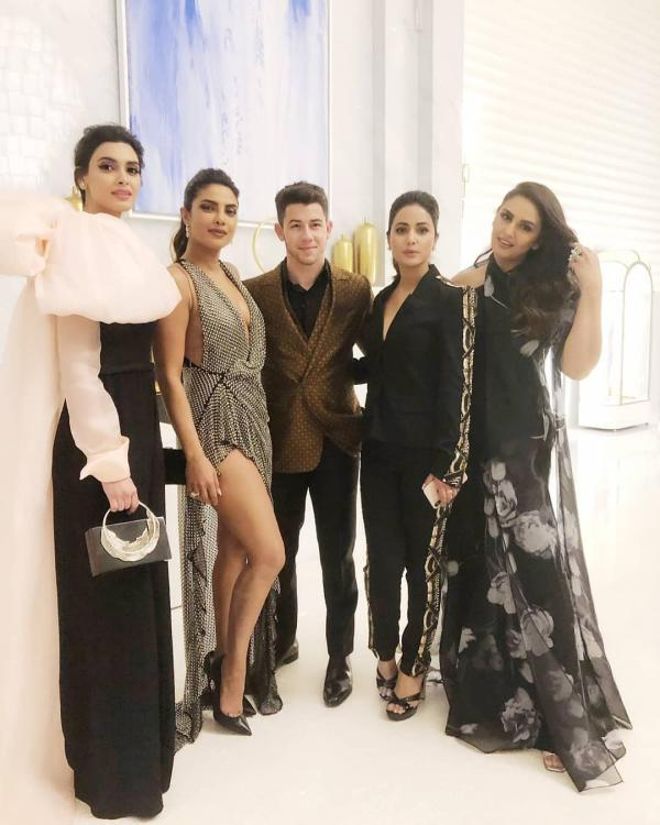 Photos,Priyanka Chopra,diana penty,Huma Qureshi,Hina Khan,Cannes 2019