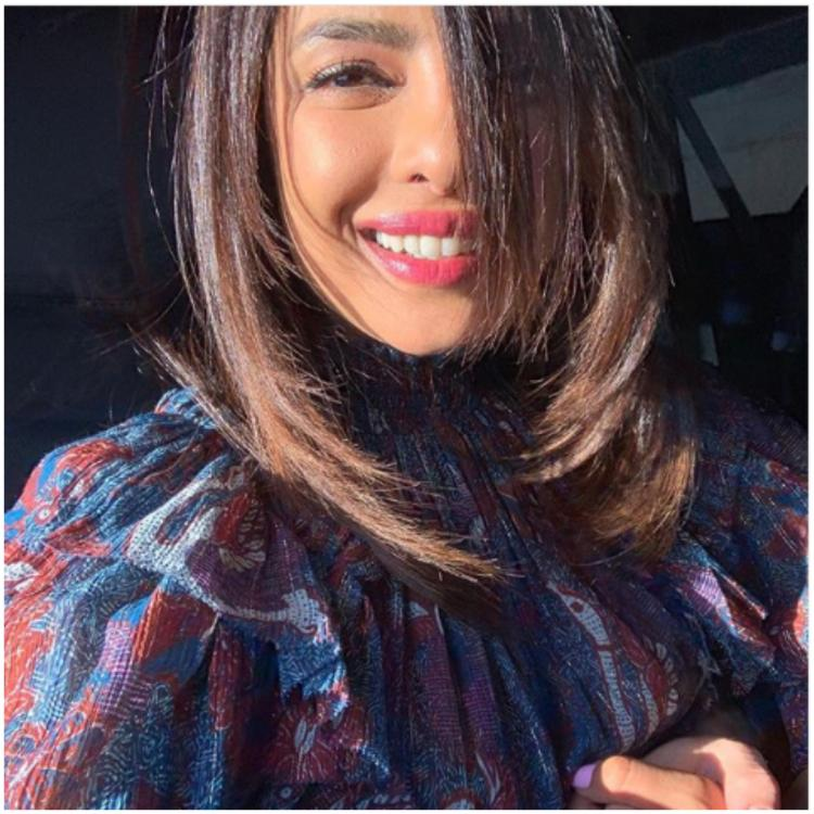 Priyanka Chopra shares a sunkissed selfie at home sweet home but hey, where is Nick Jonas