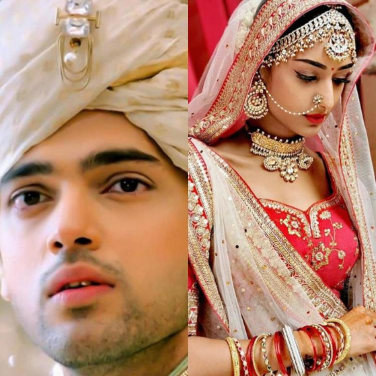 Kasautii Zindagii Kay star Parth Samthaan dresses up like Alladin; Erica Fernandes looks stunning as a bride