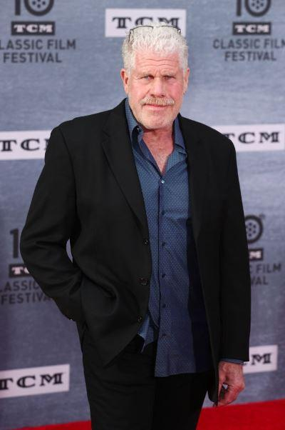 Ron Perlman filed for divorce from his 38-years-long wife Opal Stone