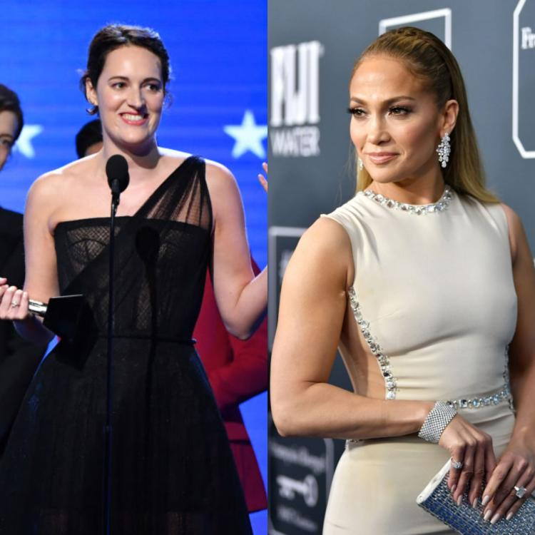 Critics' Choice Awards 2020: Phoebe Waller Bridge reveals Jennifer Lopez was a huge inspiration for Fleabag