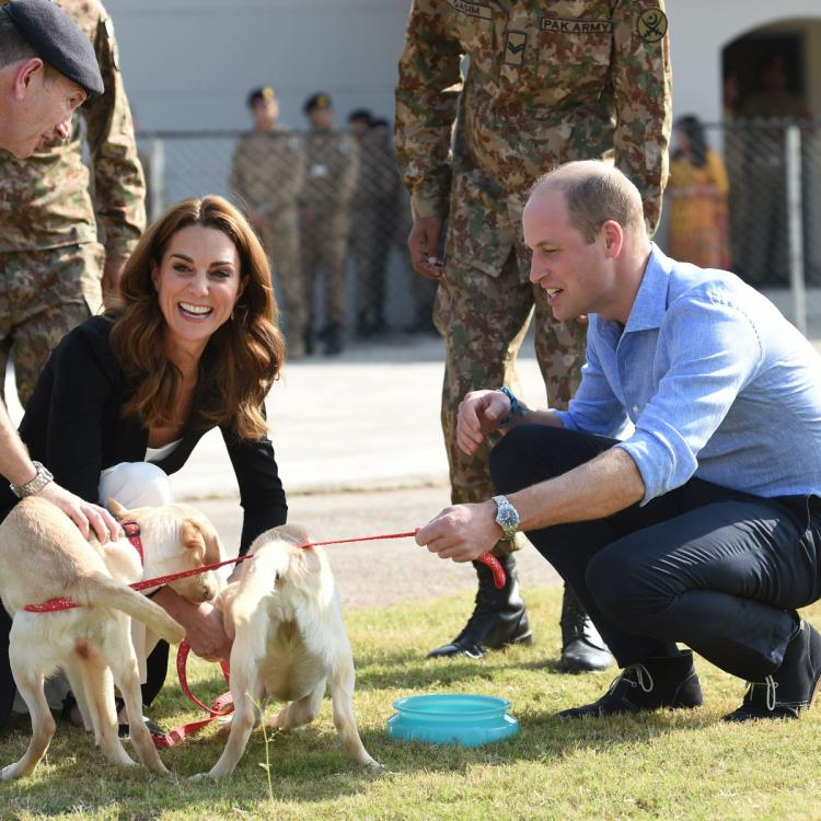 Prince William and Kate Middleton have officially wrapped the royal tour of Pakistan.