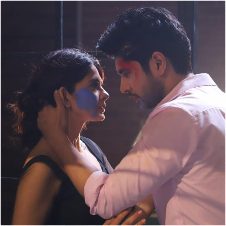 PHOTOS: Jennifer Winget and Shivin Narang's sizzling romance in Beyhadh 2 will leave you awestruck
