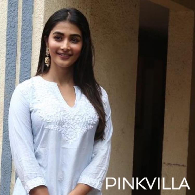 PHOTOS: Pooja Hegde looks radiant as ever as she gets papped