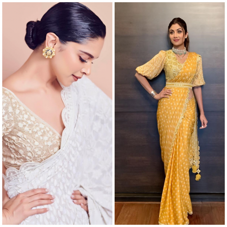 Style Tips,wedding outfits,blouse ideas,celebrity inspired