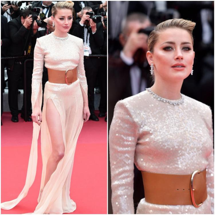 Celebrity Style,cannes,Amber Heard,Cannes 2019,cannes red carpet