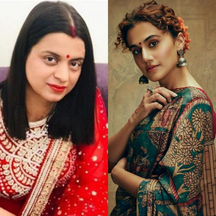 PM Narendra Modi's Video Message: Kangana Ranaut's sister Rangoli, Taapsee Pannu & others extend their support