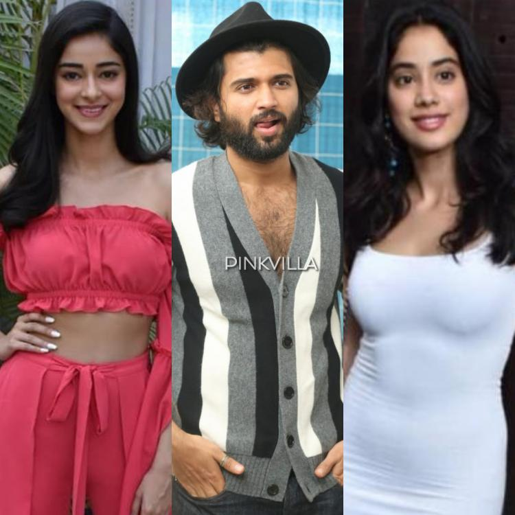 Poll: Vijay Deverakonda would make a sizzling onscreen pair with Janhvi Kapoor Or Ananya Panday? VOTE NOW