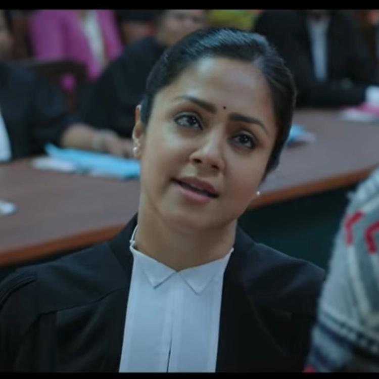 Ponmagal Vandhal Trailer OUT: Jyothika's powerful act as a lawyer in this legal drama sets high expectations