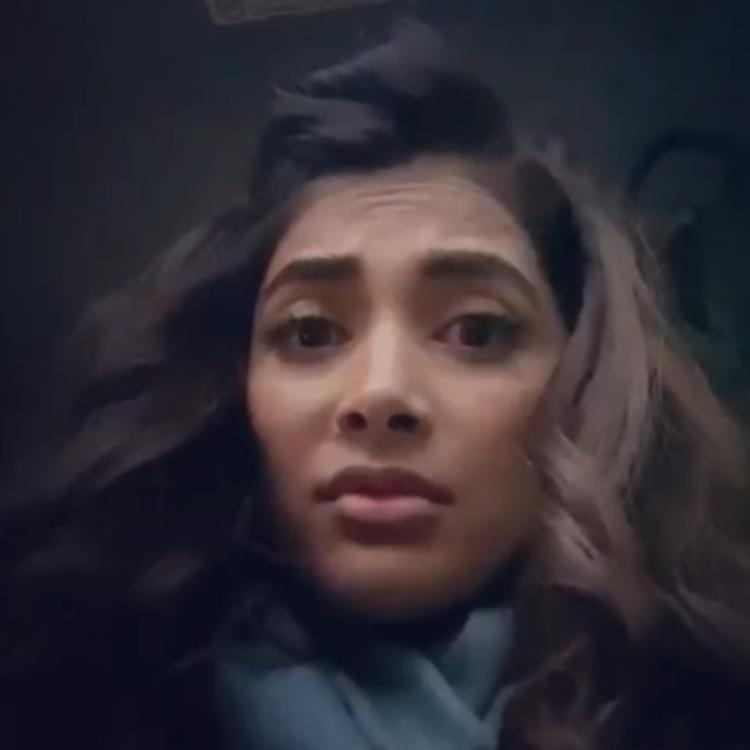 Pooja Hegde gets goofy as she is made to wait on the sets of a film; WATCH Video