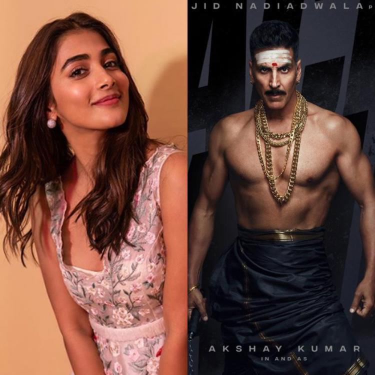 EXCLUSIVE: Pooja Hegde plays coy about working in Akshay Kumar's Bachchan Pandey but calls it a good script