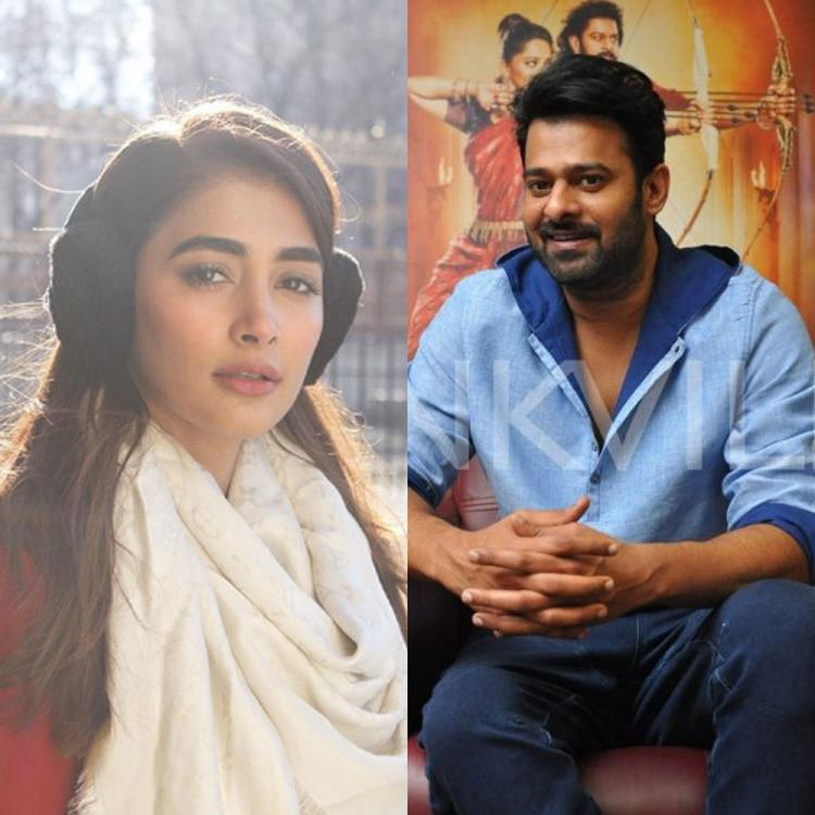 EXCLUSIVE: Pooja Hegde shares her experience of working with Prabhas; Says 'He is a lot of fun on set'