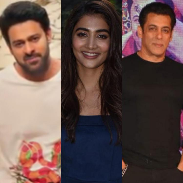 Pooja Hegde is on a roll: After Allu Arjun and Prabhas, the stunner to romance Salman Khan