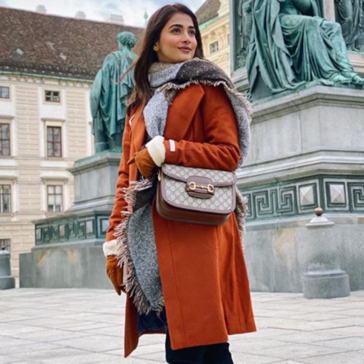 PHOTOS: Pooja Hegde is a bundle of happiness as she enjoys her vacation in Austria