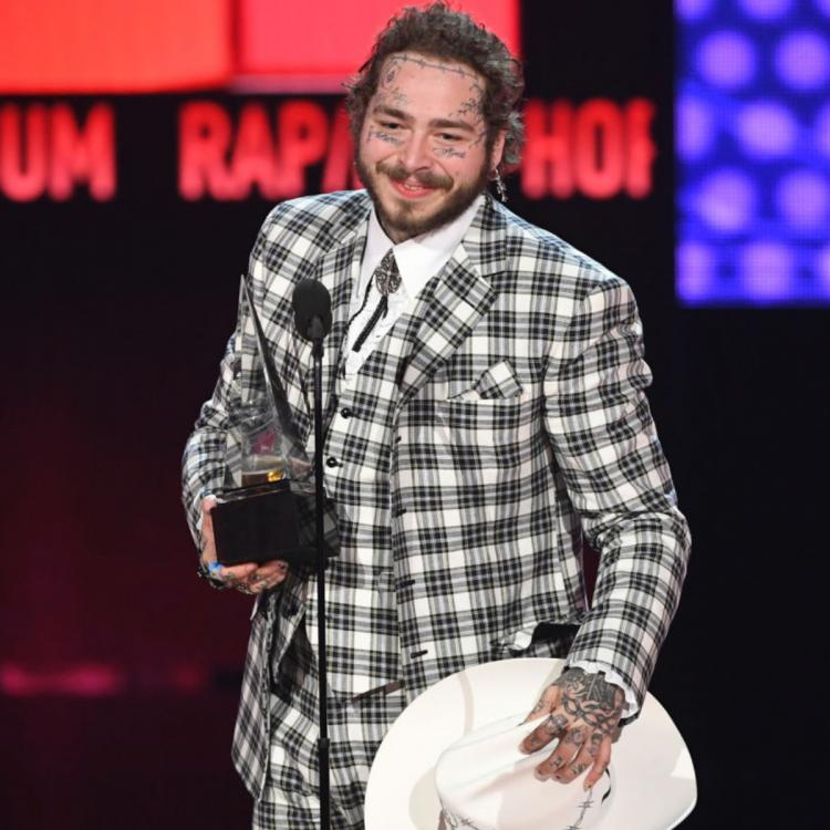 AMAs 2019: Post Malone Declares His Love For 'grapes' In
