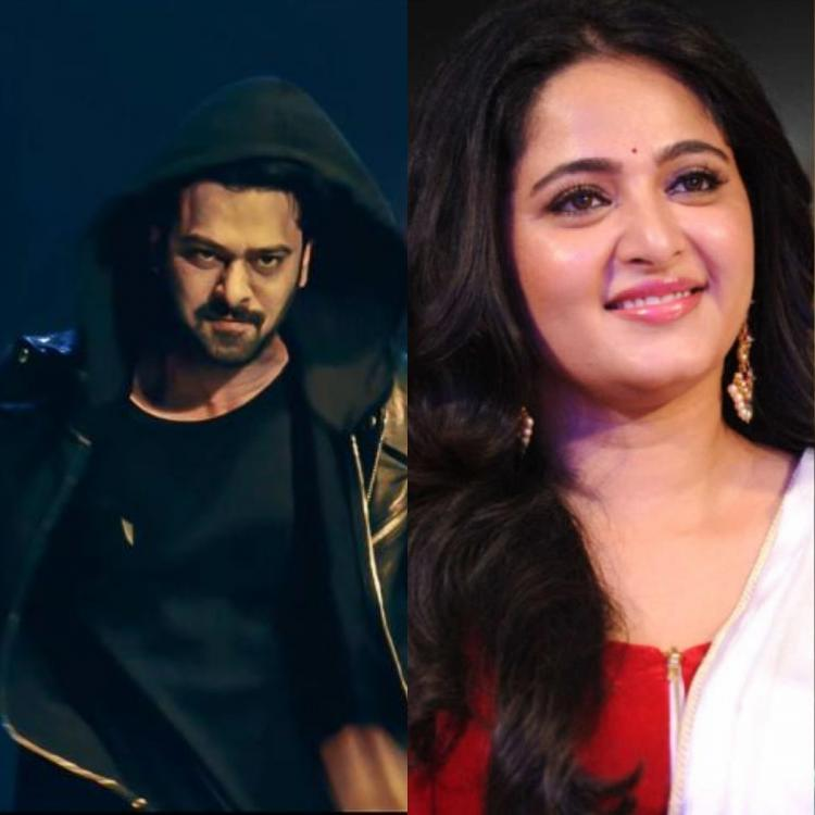 Anushka Shetty,Prabhas,Saaho,South