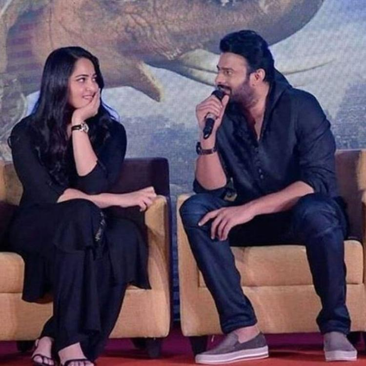 Prabhas on dating Anushka Shetty: If there was something more, wouldn't someone have spotted us together?