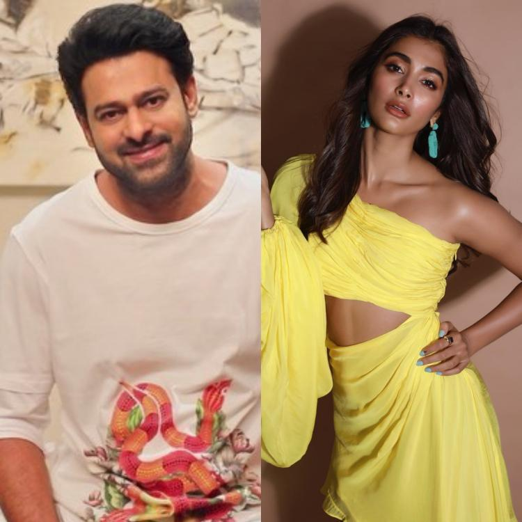 Prabhas and Pooja Hegde starrer Jaan to go on floors from THIS date; Find out