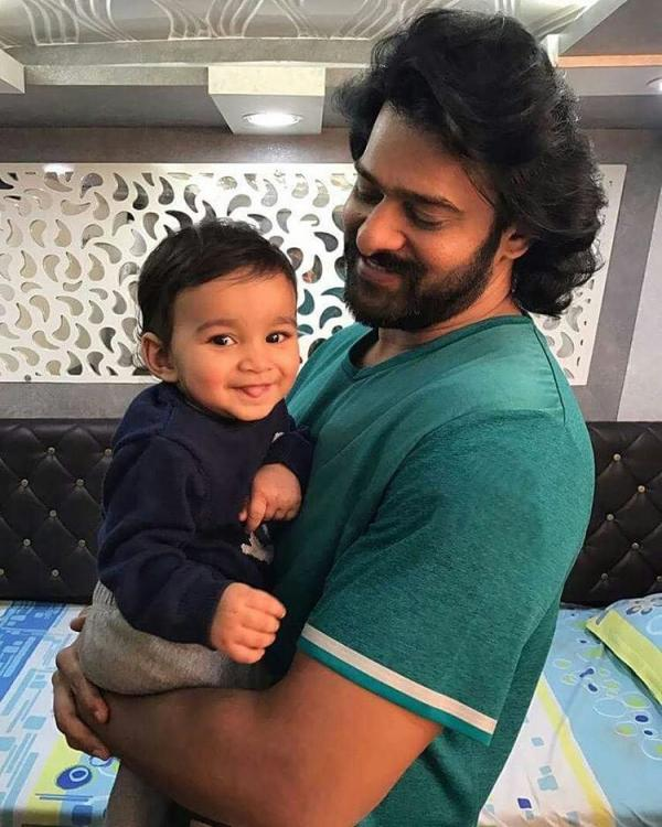 Image result for prabhas baby