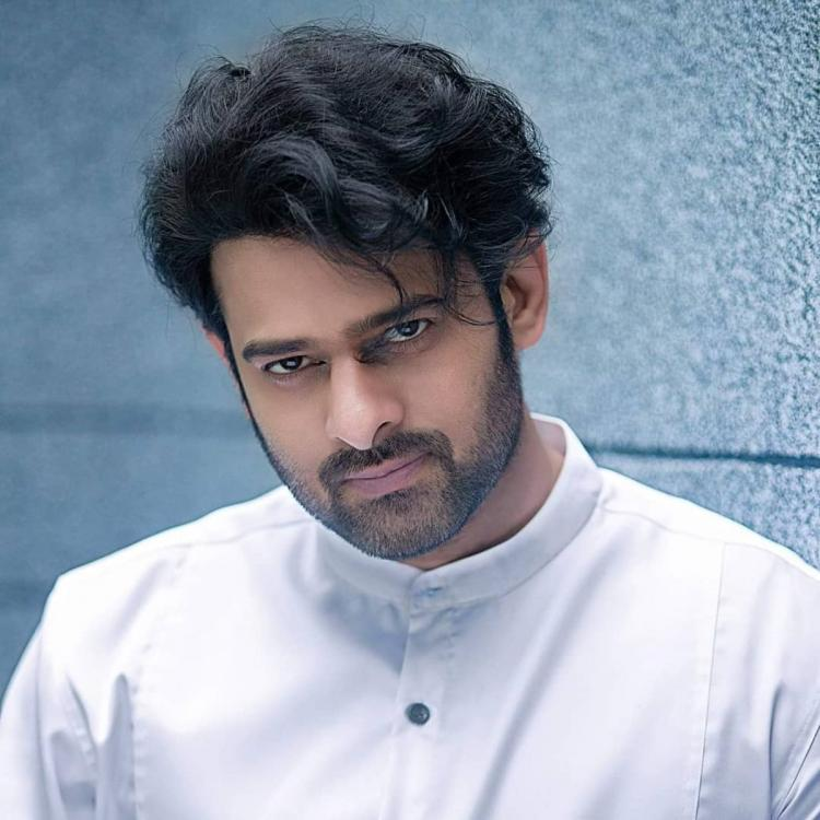 Prabhas says he conveys a lot with his eyes; Read On