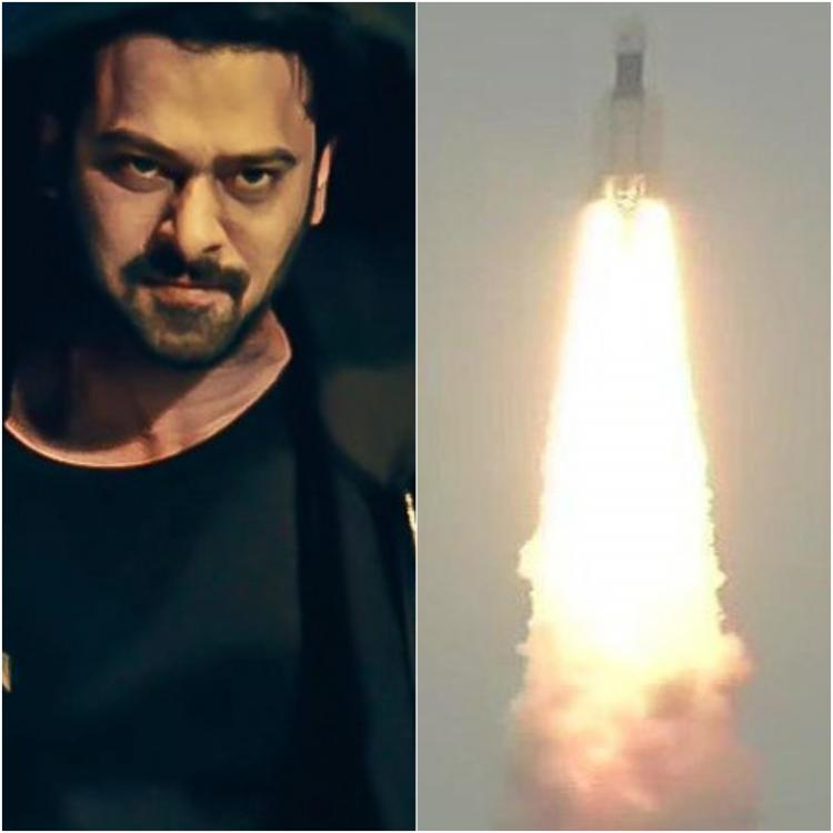 ISRO's Chandrayaan 2: Prabhas expresses his gratitude on the launch; Says 'It is an honour for Baahubali Team'