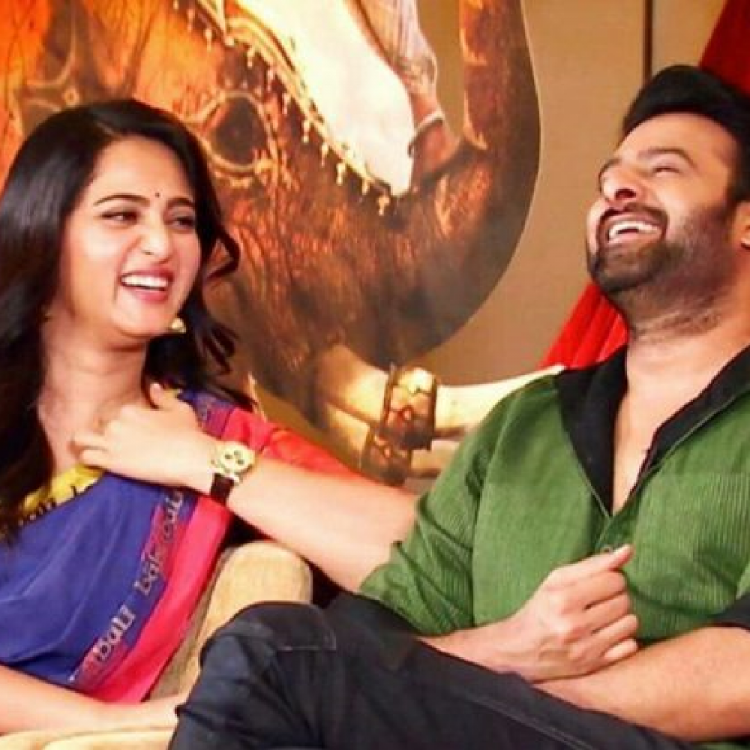 Prabhas Anushka Shetty Relationship: It will stop only when Anushka or I get married