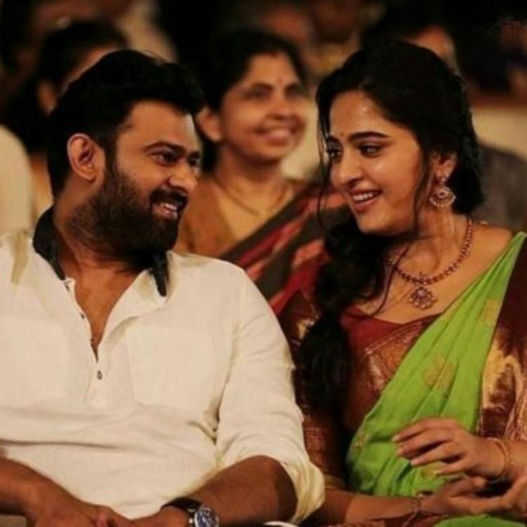 South,Prabhas Anushka Shetty