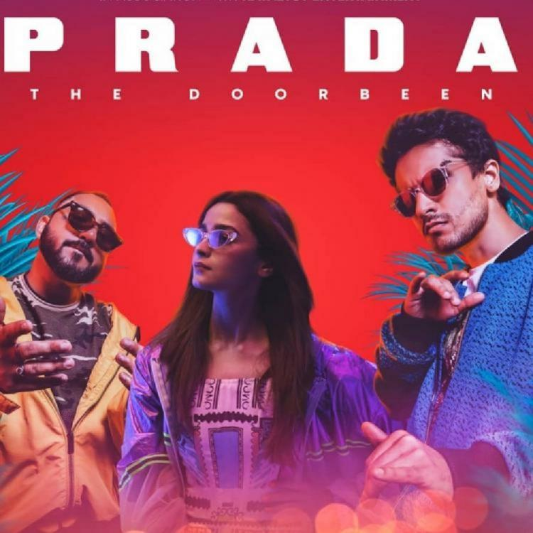 Alia Bhatt shares a teaser of the Prada song with The Doorbeen and announces the release date; Check it out