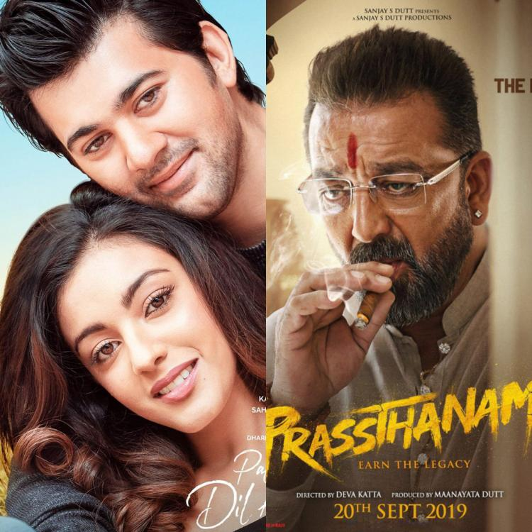 Pal Pal Dil Ke Paas, Prassthanam, The Zoya Factor Box Office Collection Day 1: All three films fare poorly