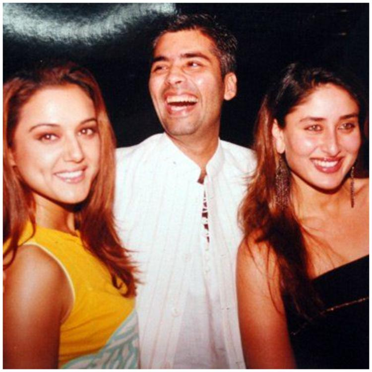 Image result for Kareena kapoor and preity