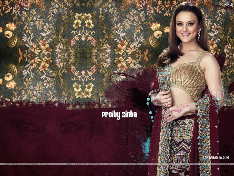 Preity Zintas New Wallpaper