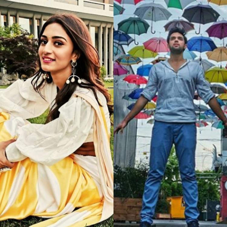 Kasautii Zindagii Kay star Erica Fernandes chills in Switzerland; Parth Samthaan enjoys the monsoons in Mumbai
